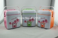 rice cooker - The Korean version of the L mini electric rice cooker electric rice cooker portable square Mini man appetite