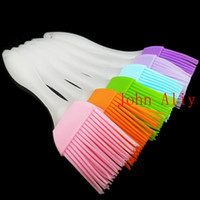 Wholesale Helpful Silicone Brushes Cake Decoration Butter Brushes Cake tools Pastry tools Good helper for cake shop baking shop