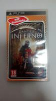 Wholesale DANTE S INFERNO PSP Essentials UMD FOR PSP GAME PSP PSP PSP GAME for umd game