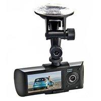 Wholesale HD Car Dvr Dash Cam HD H GPS Car Dvrs Dual Camera For Vehicle Blackbox Dvr With Rear Camera Video Recorder Registrator Registrar