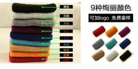 sweatbands - New mix color Brand cotton Sports Wristband Wrist Support Protector Sweatband Basketball Tennis Badminton