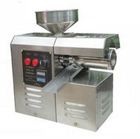 Wholesale New Upgraded Edible Oil Press Machine Stainless Steel Oil Presser for Household