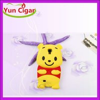 Wholesale Fashion D Cute Bear Winnie The Pooh Soft Silicon Silicone Case Cover for Samsung Galaxy S4 S3 i9500 i9300
