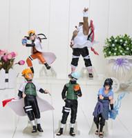 Wholesale Naruto Anime Action Figures Toy per Set
