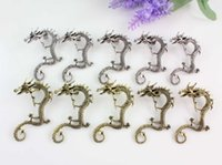 Wholesale Punk Vintage Style Antique Gothic Fly Dragons Ear Cuff Clip