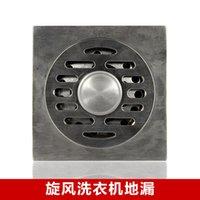 Wholesale Dorlink anti odor stainless steel floor drain anti odor core ministering floor drain