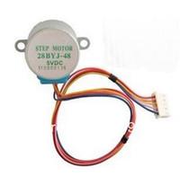 Wholesale Brand New x phase wire Stepper Motor Gear Motor V AL