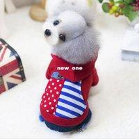 ai rounding - 5pcs Ai Competition color pocket sweater pet clothes dog apparel feet Dongkuan England NO135