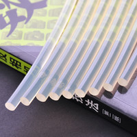 Wholesale 7mmx200mm Clear Glue Adhesive Sticks For Hot Melt Gun Car Audio Craft Craft Album Repair CYB1