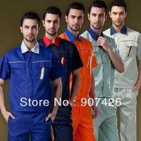 Wholesale EXW low price New style work clothes work uniform set