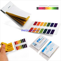 Wholesale 80 pH Universal Full Range Litmus Test Paper Strips Tester Indicator Urine Other Office School Supplies