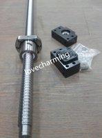 ballscrew bearing - 1 anti backlash ballscrew mm ball screws end M set BK15 BF15 bearing mounts