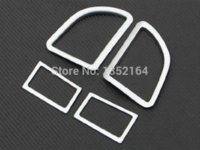 auto fender trim - Auto interior accessories car inner air vent trim for toyota corolla ABS chrome car fender trim
