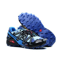Wholesale 2015 new high quality Hiking shoes SPEEDCROSS Mens Hiking Shoes outlet water resistant Racing Sneakers Size US