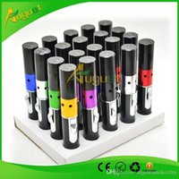 Wholesale incense burner click n vape smell good middle east with flannelette bag metal pipe iron