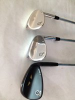 Wholesale Golf SM5 Wedges Degree With Steel shaft Golf clubs Vokey SM5 Wedges Black Silver Champagne