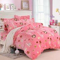Cheap High quality Best Bedding Pink Deer