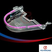 Wholesale PQY STORE CLEAR CAM GEAR COVER TIMING BELT COVER TURBO CAM PULLEY WITH LOGO FOR HONDA EK PQY6337
