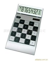 Ballpoint Pens 8 digit dual power calculator - Dual power folding computer desk calculator solar calculator digit calculator