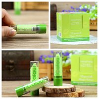 Wholesale New Arrived Lip Balm Special Care For Dry Lip Green Crayons Moisturizing Colourless Pure Natural Pant Comfortable Fruit Favor Lips