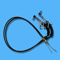 Wholesale Excavator E320B E312B Cables for Throttle Motor Actuator Pull Cables Dual for Accelerator