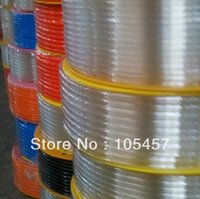 Wholesale 8mm OD x ID PU Air Tubing Pipe Hose Meter Color Clear order lt no track