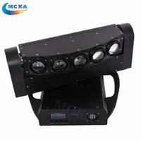 Wholesale 8PCS Moka MK M15 W eyes Moving Head Light DJ Led Light Disco Lighting for Stage Party Nightclub