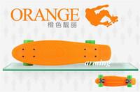 Wholesale Organic quot Skateboard Cruiser Penny Skate Board inchh Penny Board Skateboard Cruiser Penny Nickel Longboard Penny SKate Penny Ska