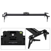 bear bag system - Andoer cm quot Ball Bearing Dolly Track Slider Camera Video Stabilizer System for DSLR Camcorders with Carrying Bag order lt no track