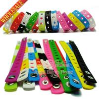 Wholesale Hot sale Mix Colors Active Faith Sports Silicone Wristbands Jeremy Fans Rubber Band Basketball Bracelet