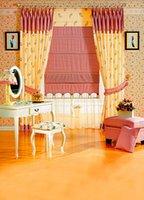 Wholesale 200cm cm ft ft Make up mirror dressing table curtain Girl photography backdrops vinyl photography backdrops