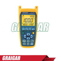 Wholesale TENMARS TM DU Temperature Humidity Meters and Dataloggers High Precision and Large display for simultaneous reading of the channels