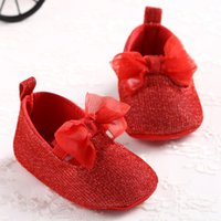 big jane - Cute Lovely Light Princess Baby Girl Mary Jane Big Bow First Walkers Infant Crib Babe Spring Autumn Soft Bottom Shoes Footwear
