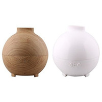 ac air purifier - 600ML AC Electric Ultrasonic Oil Aroma Diffuser Humidifier Air Mist Aromatherapy Purifier Cool Mist Humidifier with LED Light