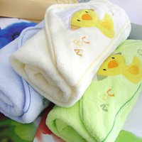 Wholesale 2014 Top Fashion Limited Embroidered Package Is Three dimensional Cartoon with Hood Children Were Baby Blanket Bedding Set