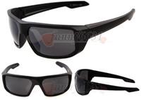 al por mayor resina de vidrio uv-Los vidrios de la calidad del AAA de los vidrios de la calidad del AAA de los hombres de la marca de fábrica KEN BLOQUEAN el GEL DE LUZ anti-UV de la lente de la resina de las gafas de sol