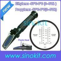 antifreeze ethylene glycol - Cheaper Ethylene Glycol Propylene Glycol Antifreeze Plastic Black handle Refractometer P RHA ATC