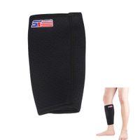 Wholesale Hot Sale SX651 Breathable Neoprene Sport Calf Support Leg Knee Protector Pad Brace Wrap Elastic Bandage Kinesio Tape Kneepad fre