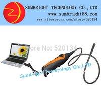 auto borescope - LED Professional Auto Waterproof Mini USB Endoscope diagnostic tools Inspection Camera Tube Snake Borescope SB IE98AT mm