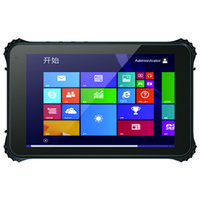 winpad - 2016 Original Winpad W82 IP67 waterproof rugged Industrial Panel tablet PC Z3735F inch windows GB RAM GB ROM mAh D Barcode G