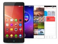 Cheap Original ZTE V5 Red Bull WCDMA Smartphone 5 inch Screen 1.2 GHz Quad Core Qualcomm Snapdragon 400 MSM8926 13MP Camera 1G RAM4G ROM YEYS