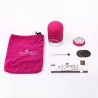 Wholesale 2015 New Arrivals Pedi Pro PediPro Deluxe Electric Callus Pedicure Pedi Foot File Hard Skin Remover Kit Set churchil