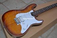 achat en gros de guitare suhr pro series-Suhr Pro S4 Root Beer Stain Guitare électrique Suhr Pro Series / Livraison gratuite