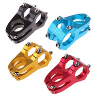 Wholesale High Quality mm Cycling Mountain Bike Accessories Bicycle Parts Aluminum Alloy Bicicleta Handlebar Stem BHU2