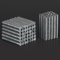 Wholesale Newest Hot Sale x1mm Super Strong Round kit Disc Rare Earth Neodymium Fridge Magnets N35 Craft Model