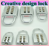 Wholesale Creative design lock password and password door lock with ten password which is hot selling and more safety