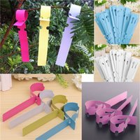 Wholesale Garden PVC Plant Tags Waterproof Reusable Tags Nursery Garden Seed Stake Plant Potting Labels CM