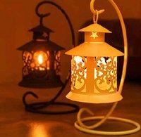 clássicas titulares europeus oco Ferro Vela Marrocos casamento Vintage Início decorações artes e ofícios criativos ornamentos