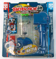 Wholesale NEW super top BEYBLADE METAL FUSION GIFT PACK TOP FLIGHT BB08HK HOT