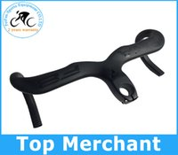 carbon - f8 handlbear full carbon fiber handlebar road bike Integrated bicycle handlebar diameter mm mm